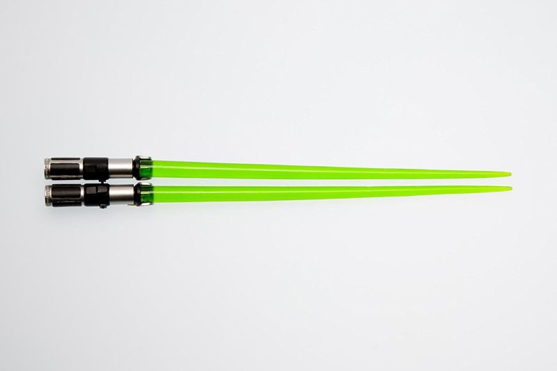 Star Wars Yoda EP6 Lightsaber chopstick