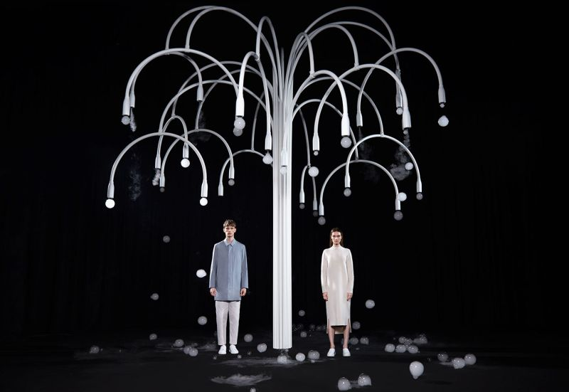 Studio Swine's interactive, multisensory installation at Design Miami