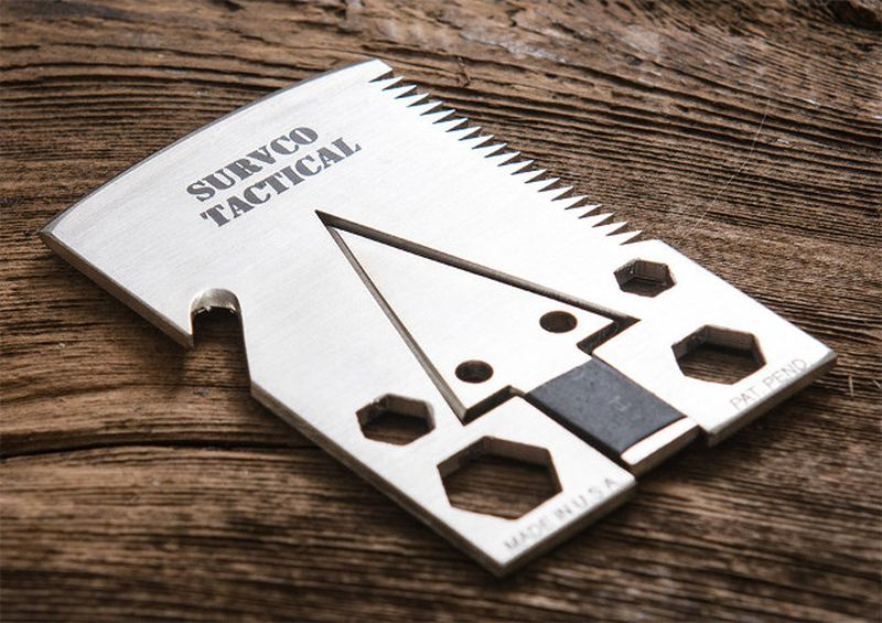 Tactical credit card axe-1