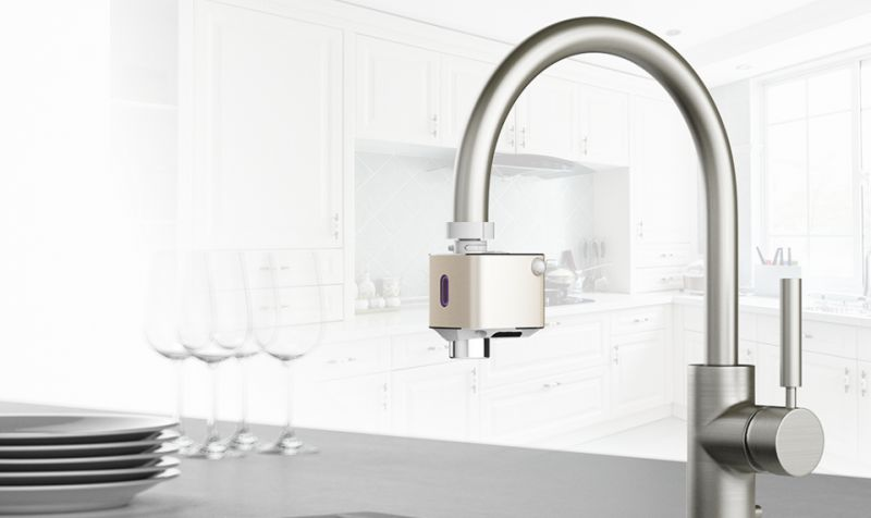 Turn Your Regular Taps Into Automatic Touchless Faucets With Autowater