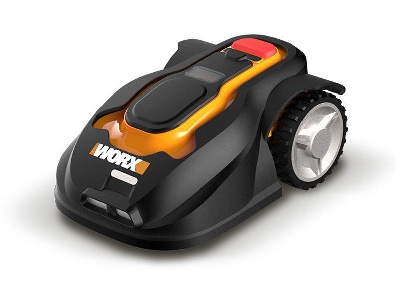 Wox lawn mower