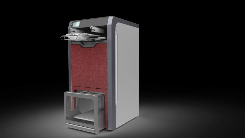 $980 FoldiMate Clothes Folding Machine is too Pricey for a Small Inconvenience