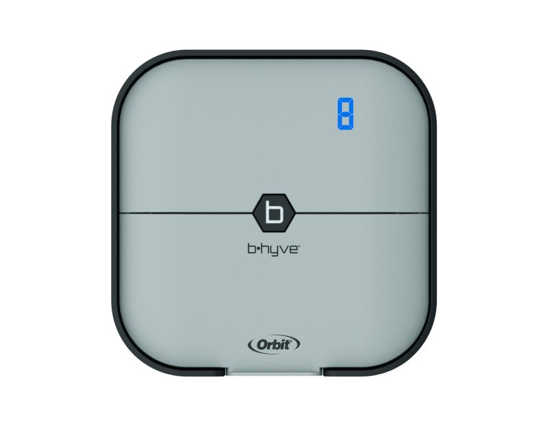 Orbit introduced B-hyve smart hose faucet timer at CES 2018