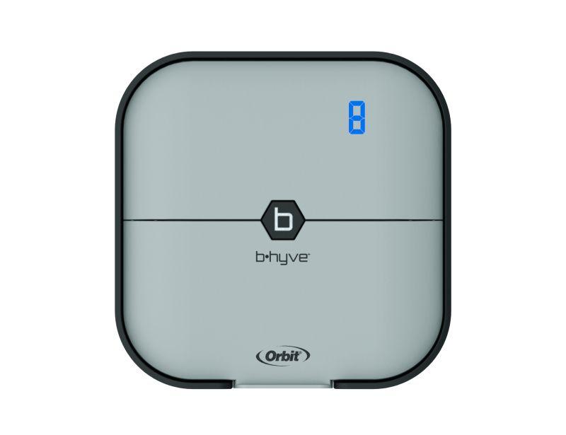 Orbit introduced B-hyve smart hose faucet timer at CES 2018