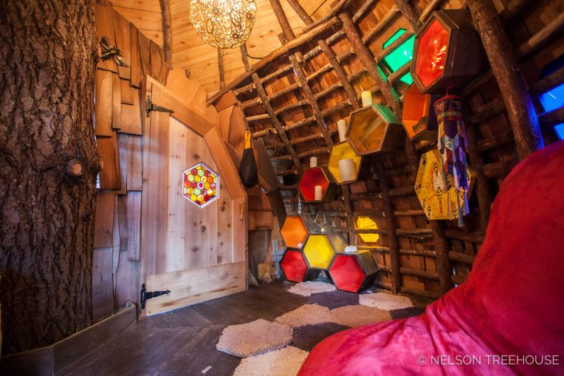 Beehive Treehouse By Pete Nelson Is A Whimsical Masterpiece