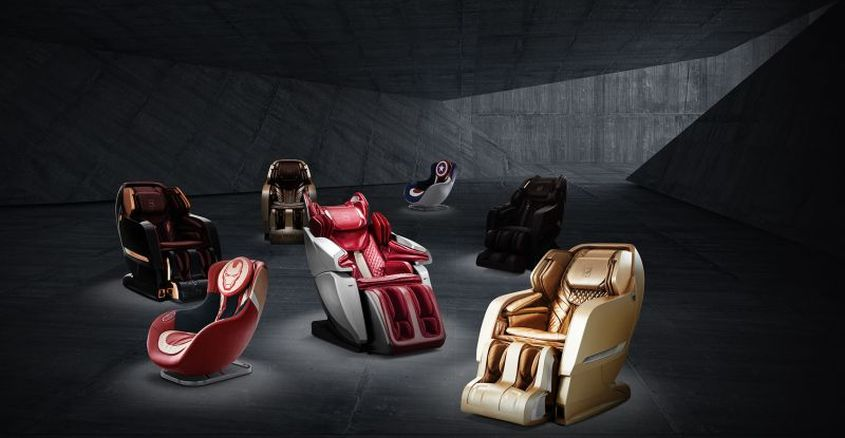 Bodyfriend to launch Lamborghini-inspired luxury massage chairs by 2018
