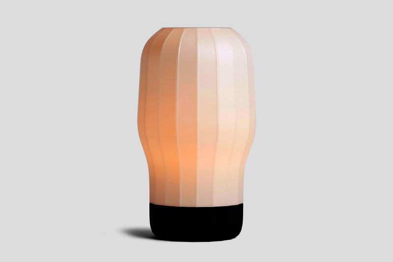 Chris Granneberg's Ballon Table Lamp