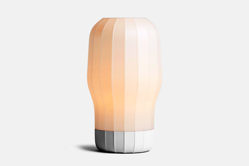 Chris Granneberg's Ballon Table Lamp
