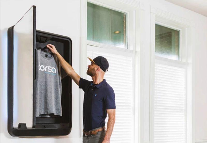 Tresa's wall-mounted laundry pod-5