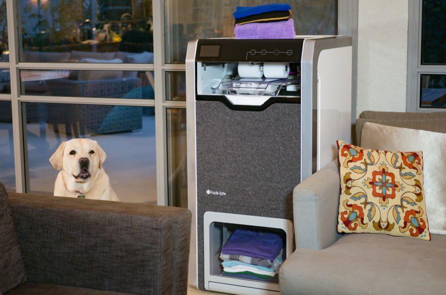 Updated 980 Foldimate Clothes Folding Machine Asks A Lot