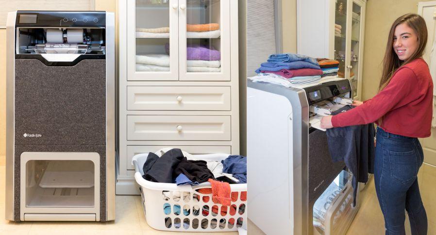 Updated: $980 FoldiMate Clothes Folding Machine Asks a lot ...