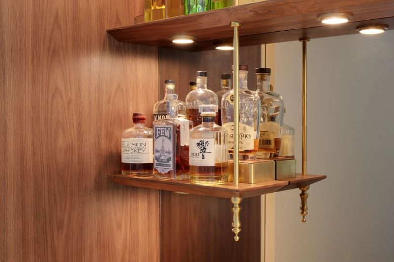 9 Small Home Bars Ideas (Pictures)