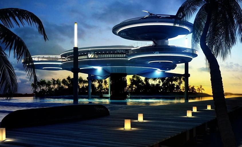 hydropolis underwater resort hotel. Hydropolis Underwater Resort Hotel P