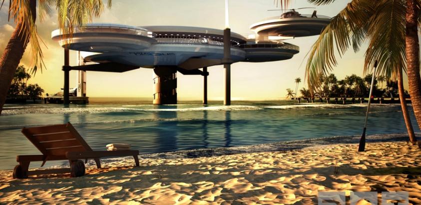 hydropolis underwater resort hotel. Hydropolis Underwater Resort Hotel