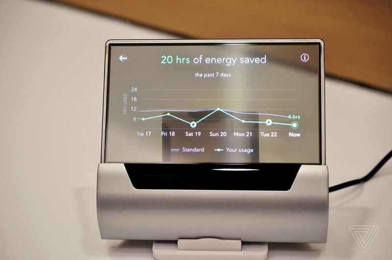 Johnson Controls unveils Cortana-powered Glas smart thermostat at CES 2018