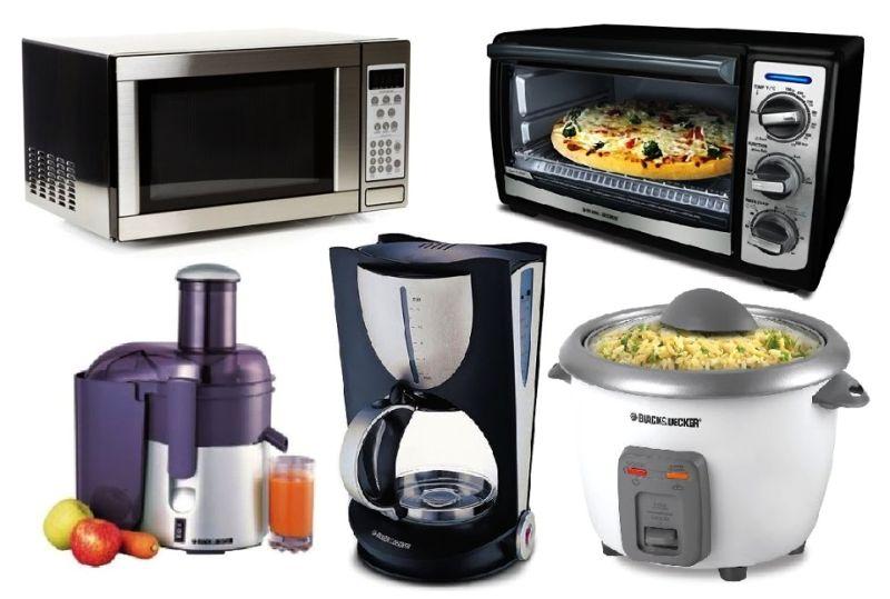 Kirchen appliances