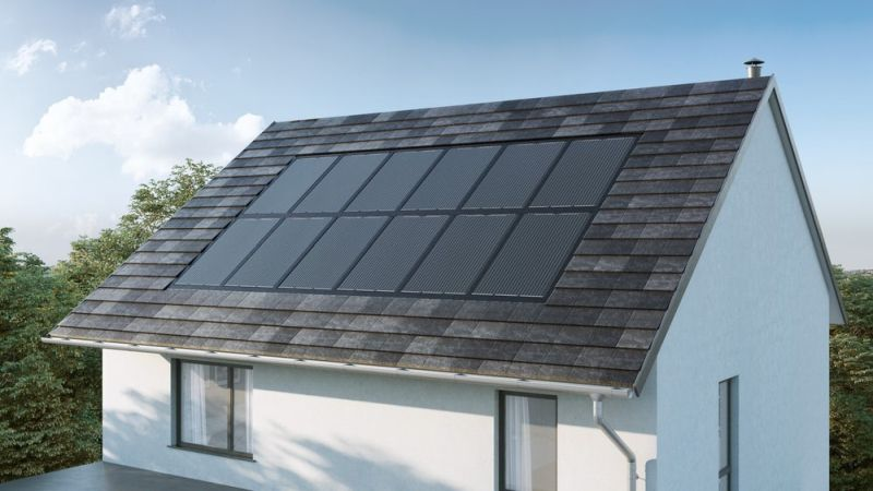 Nissan Unveils Residential Solar Energy System Complete