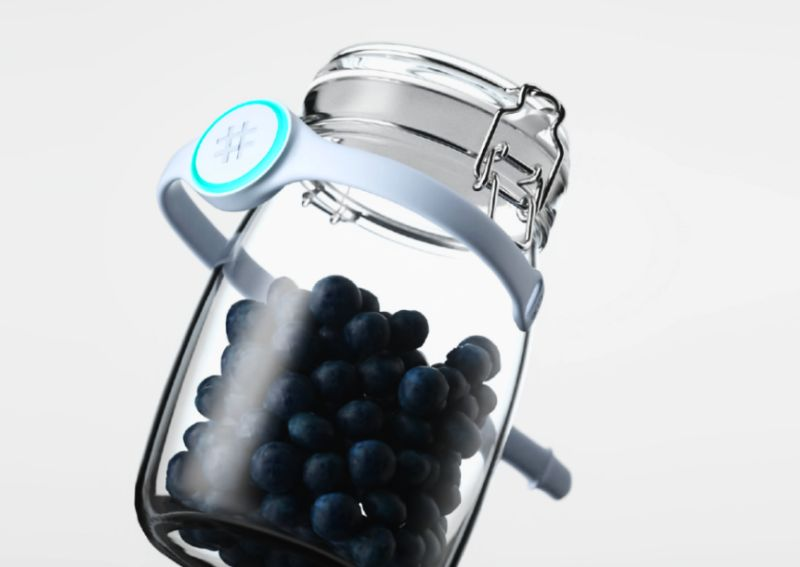 Ovie Smartware tells how long your leftover food will last