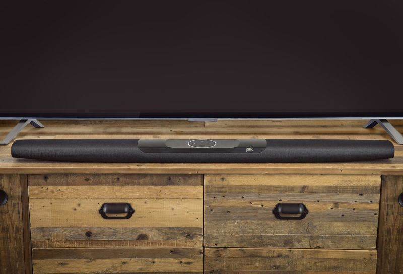 Polk Audio Unveils Alexa-Enabled Command Soundbar at CES 2018