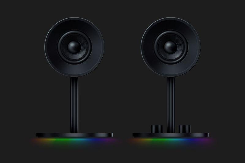 Razer Nommo Speaker Line at CES 2018-7