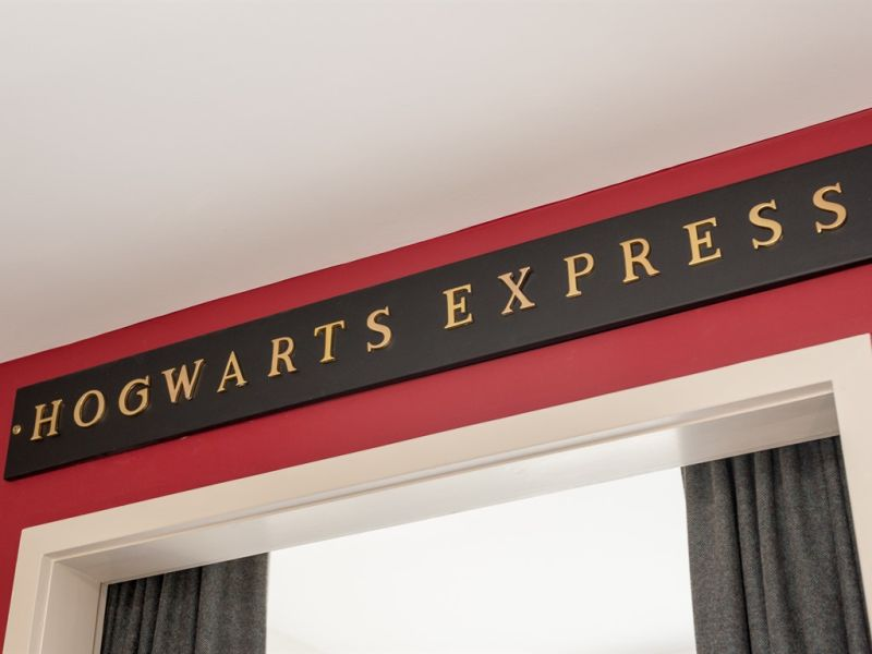 Relive the Magic of Hogwarts with Harry Potter-Themed Luxury Apartment