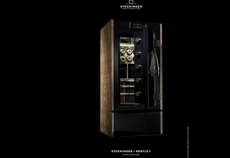 Bentley Arnage Luxury Safe