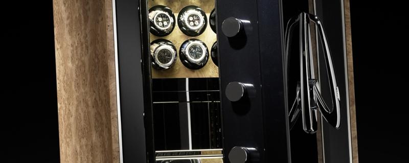 Stockinger Bentley Arnage Luxury Safe