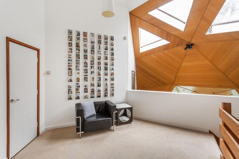 Take a Peek Inside David Richmond\'s £1 million Geodesic Dome Home