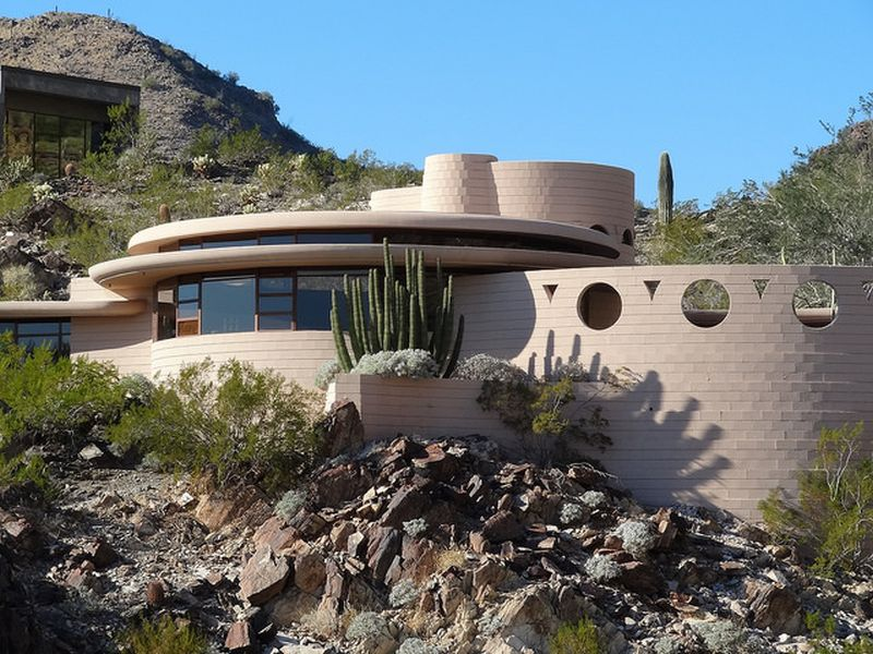 This Frank Lloyd Wright-Designed Phoenix home is coming for sale soon