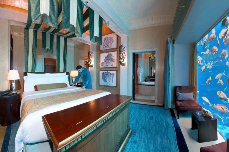 Underwater Suites at Atlantis the Palm, Dubai
