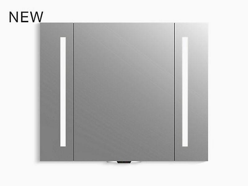 Verdera Kohler smart mirror-4