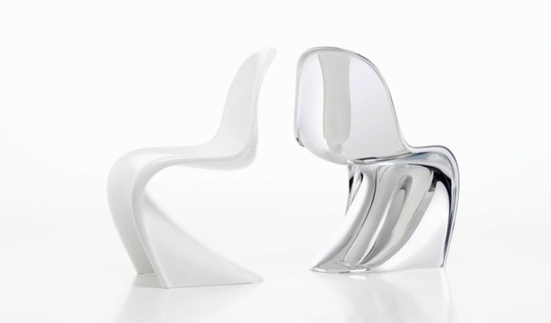 Vitra Exhibits two Limited Editions of the Iconic Panton Chair at IMM Cologne 2018