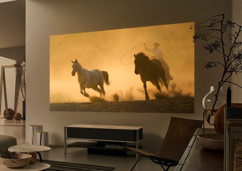 CES 2018: Sony's LSPX- A1 Projector with 120-inch 4K Screen for Your Home Theatre