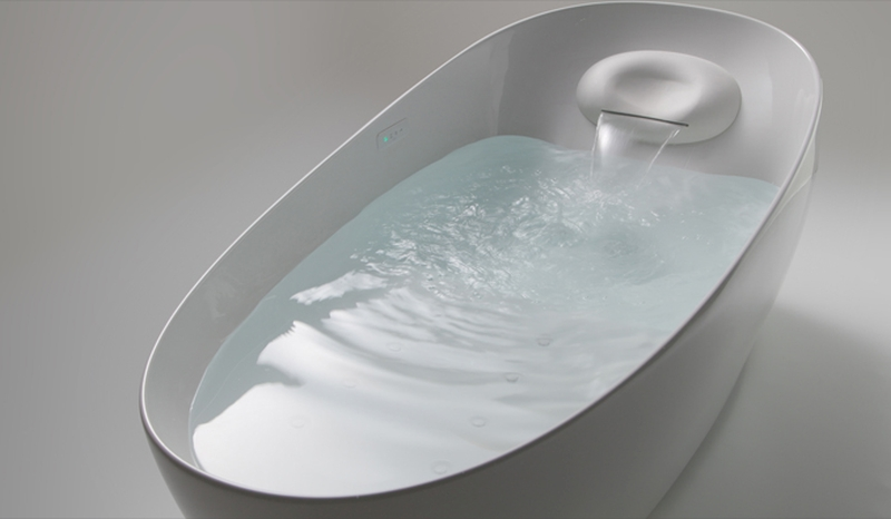 flotation tub