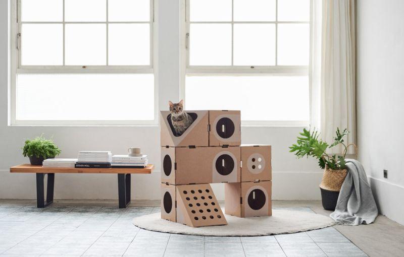 Modular Cat house Cat furniture