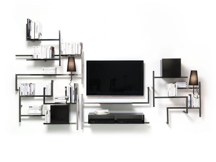 Antologia 6 modular shelving