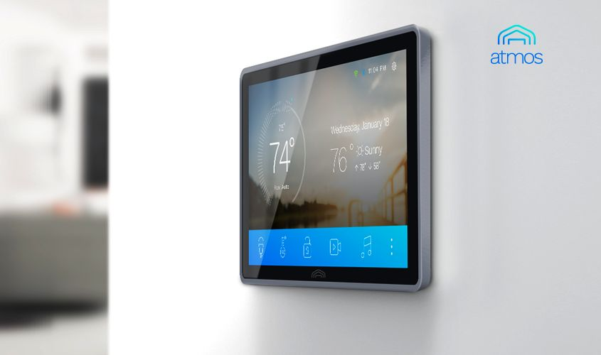Atmos Is Central Control System For Your Smart Home