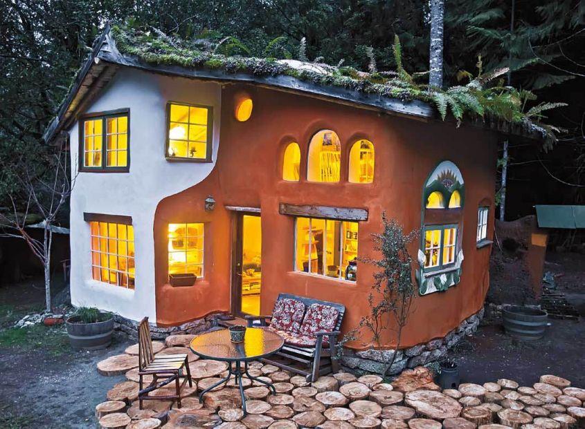 DIY Cob Houses