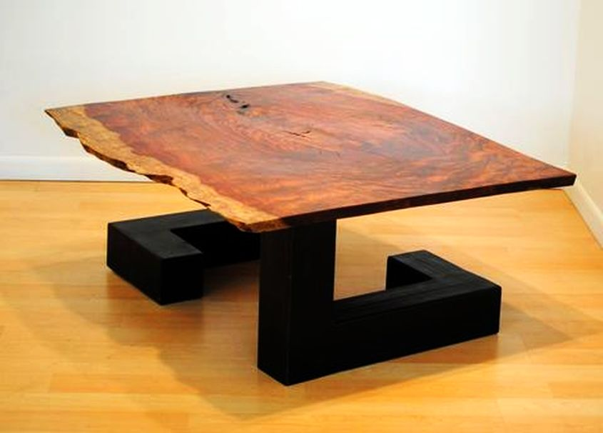 20 Best Live Edge Coffee Tables Designs More