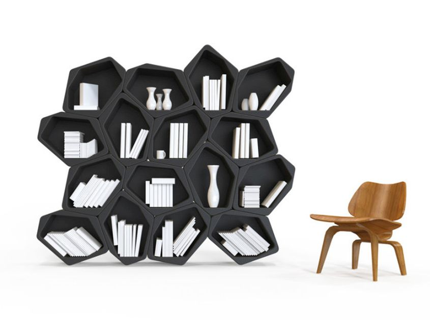 Build modular shelf by Movisi