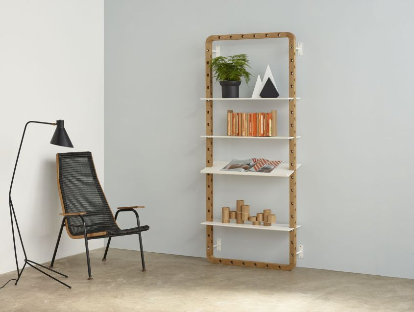 Dot modular shelving system from Dot.Home