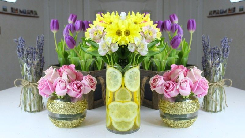 How To Decorate Your Home With Flowers Tips Suggestions