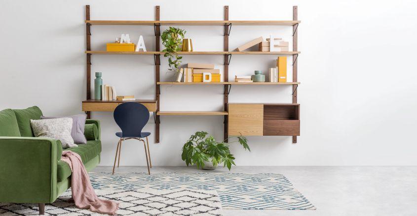 Jory modular shelf
