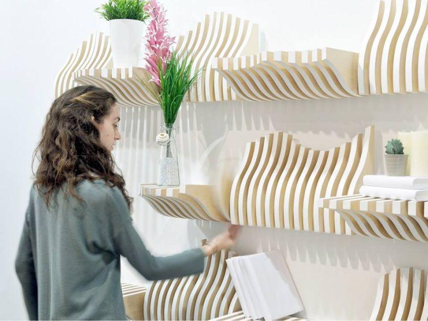 Köllen modular bookshelf