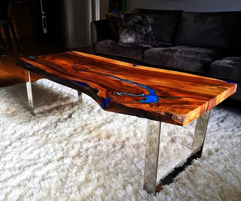 20 Best Live Edge Coffee Tables
