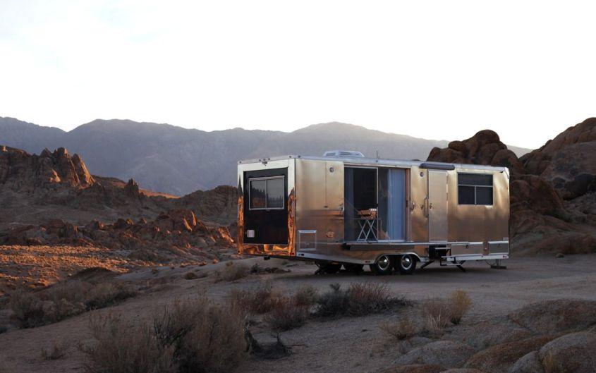 Matthew Hofmann's Living Vehicle