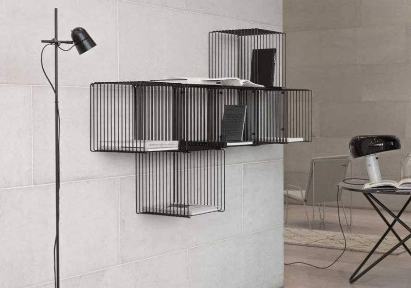 Panton Wire modular shelf