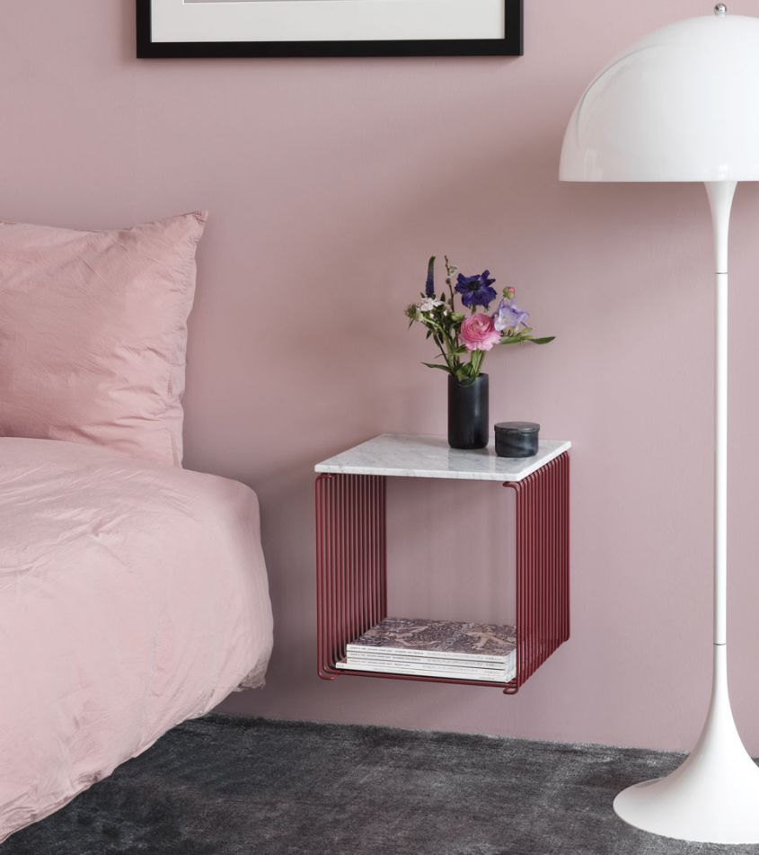 Panton Wire modular shelf