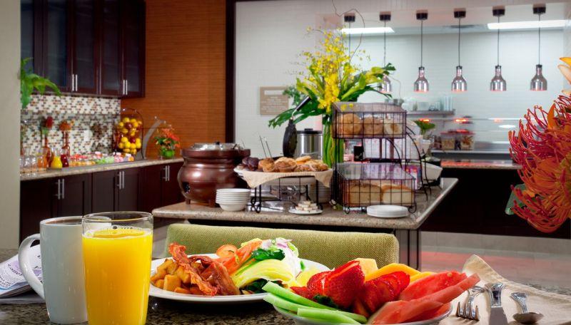 Prepare guest room for visitors