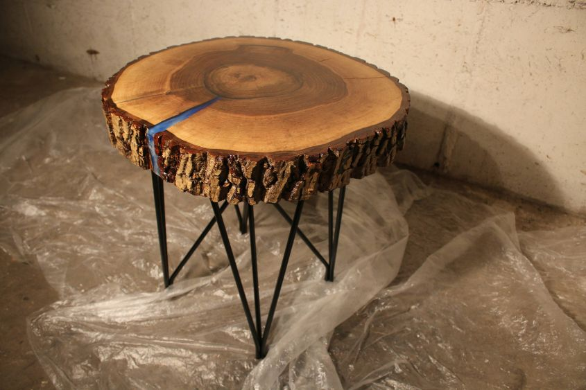 20 Live Edge Coffee Tables That 39 Ll Lend An Organic Touch